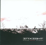 "In'xight - cd ""Heaven Never Answers - psm-31135-cd"