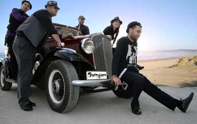 "Gypsy y los Gatos Rumberos - cd ""Swingaro"" - PSM-music"