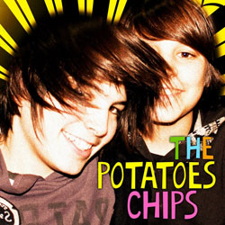 "The Potatoes Chips - cd ""The Potatoes Chips"" - PSM-music"